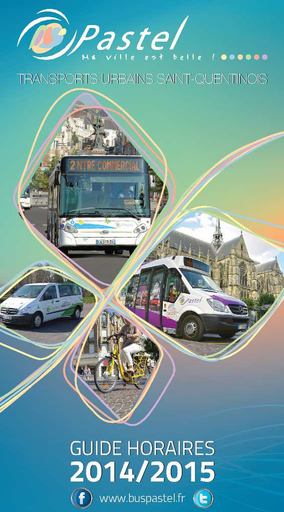 Calam o bus pastel guide horaires 2014 2015 for Horaires bus ligne 29 arles salon
