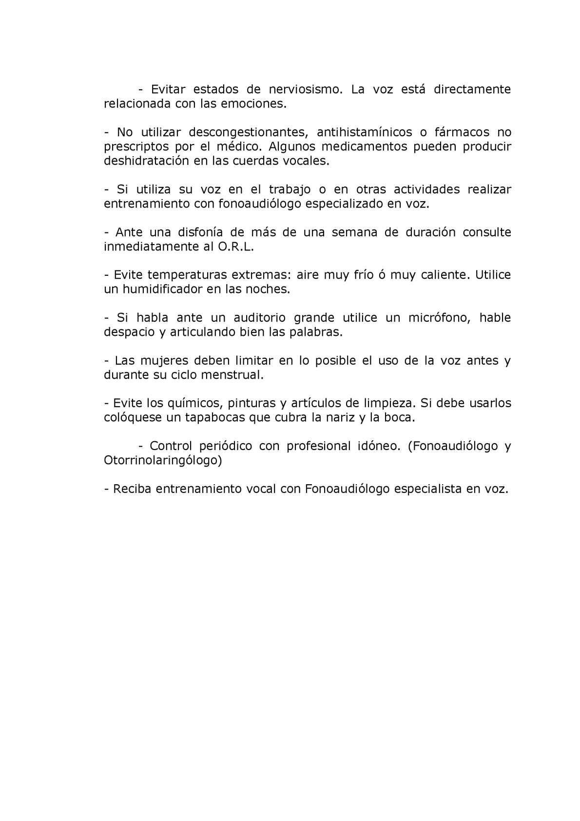 Autocuidado de la VOZ - Lic. Armando Perez - CALAMEO Downloader