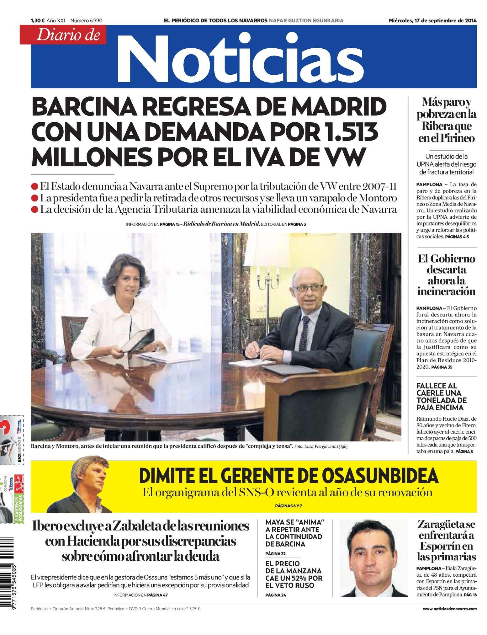 Calaméo - Diario de Noticias 20140917