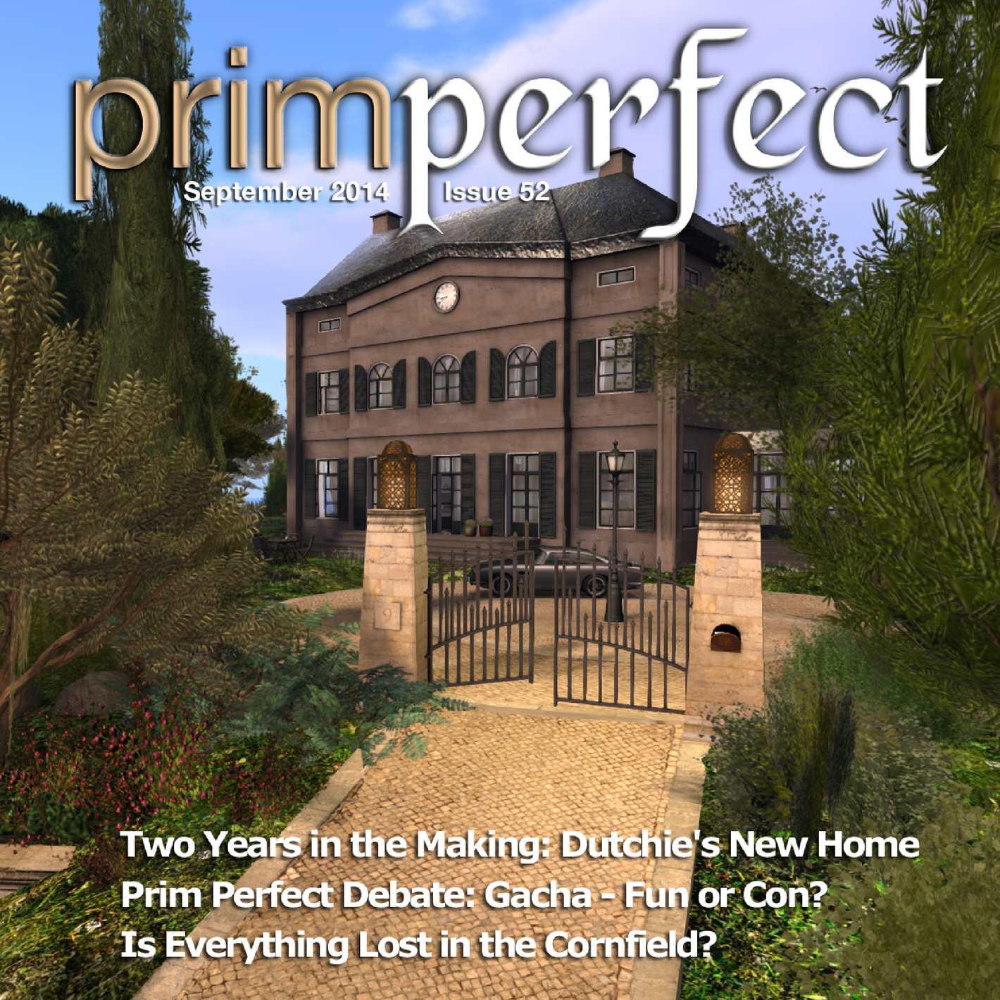 calamo prim perfect issue 52 september 2014
