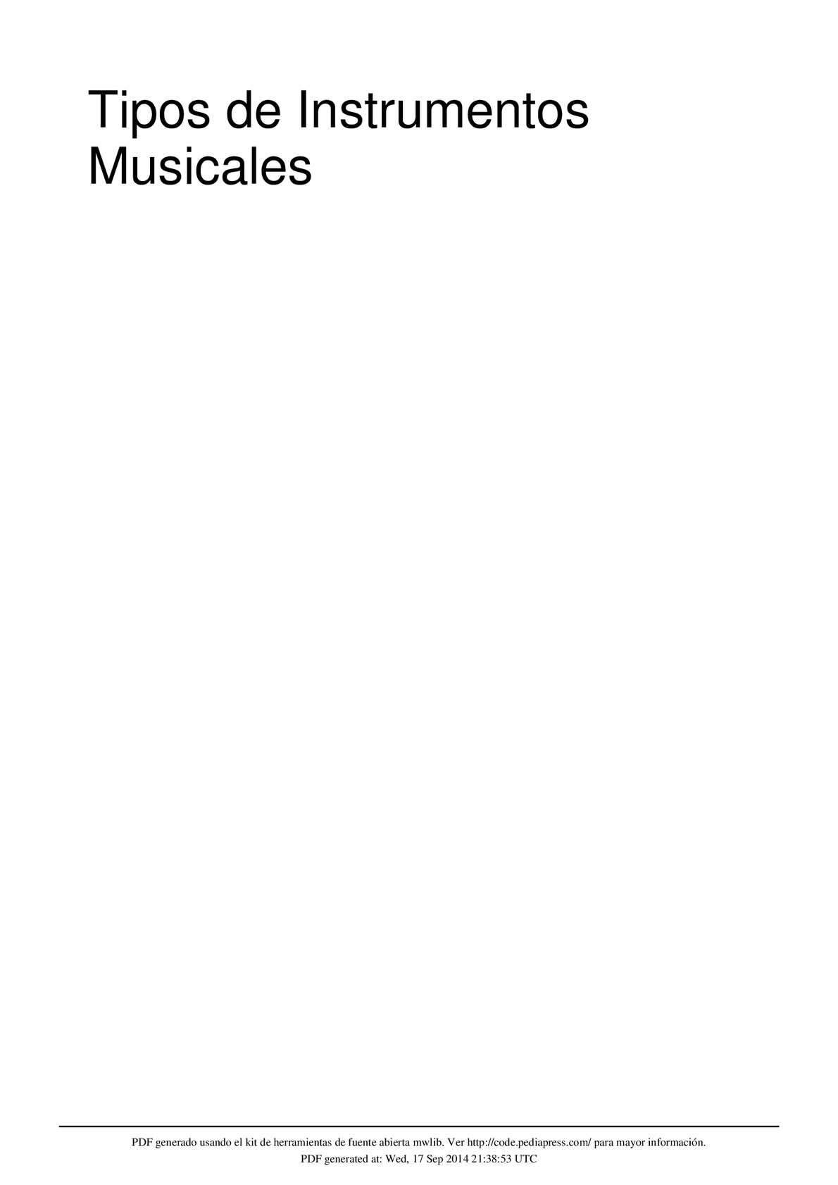 Calaméo - Tipos de instrumentos