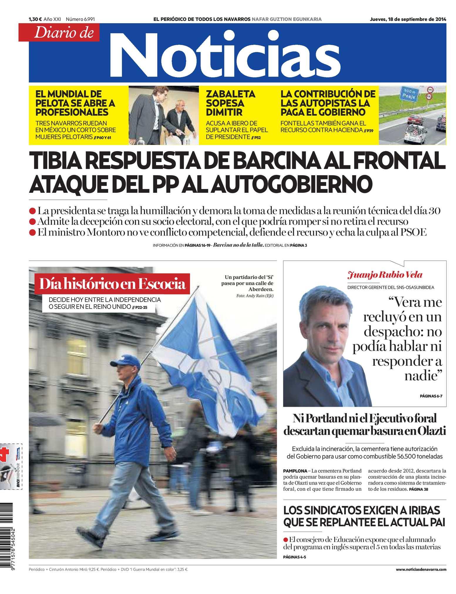 Calaméo - Diario de Noticias 20140918