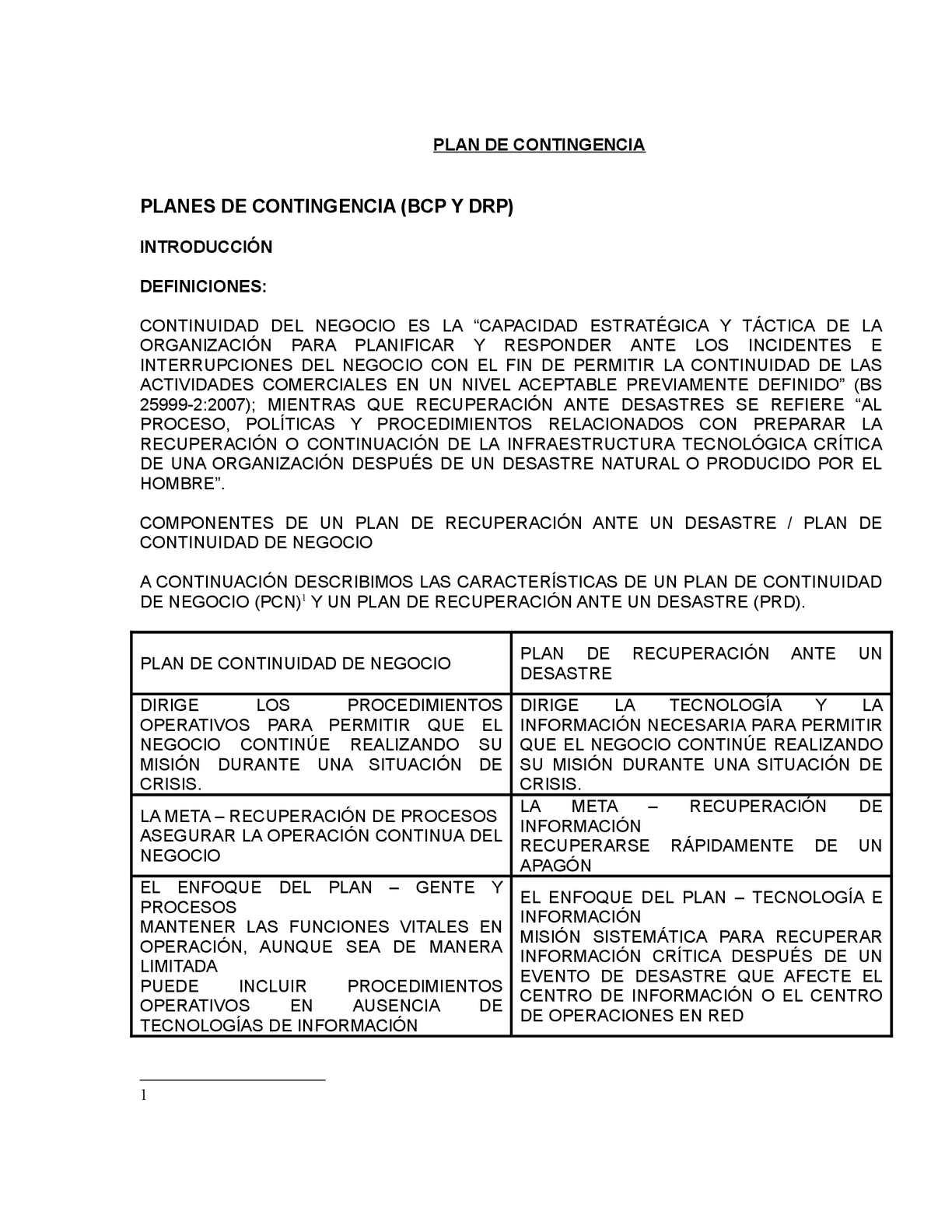 Calaméo - PLAN DE CONTINGENCIA - Ver 2