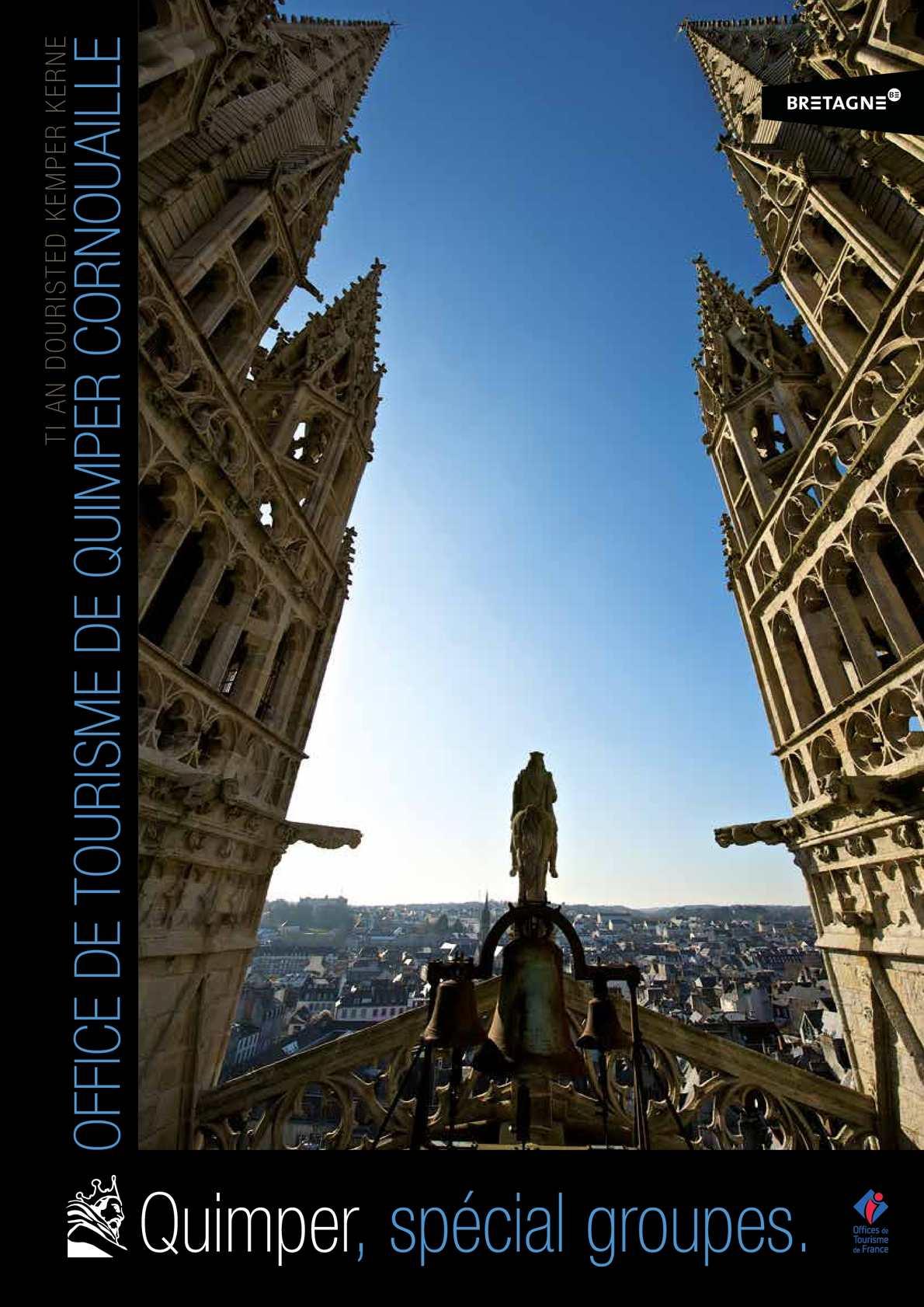 Calam o guide groupes 2015 - Office du tourisme landerneau ...