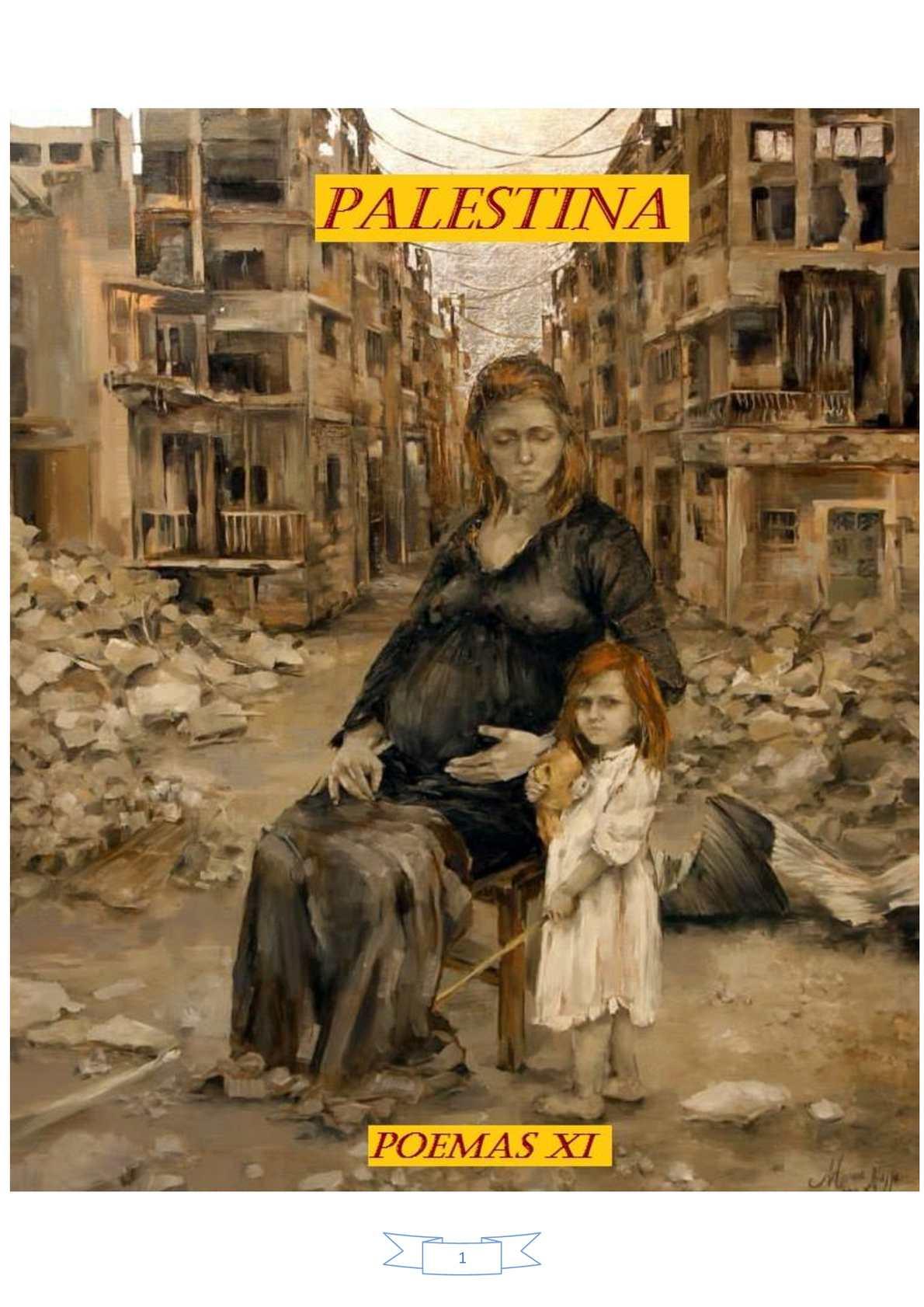 Palestina Poemas XI