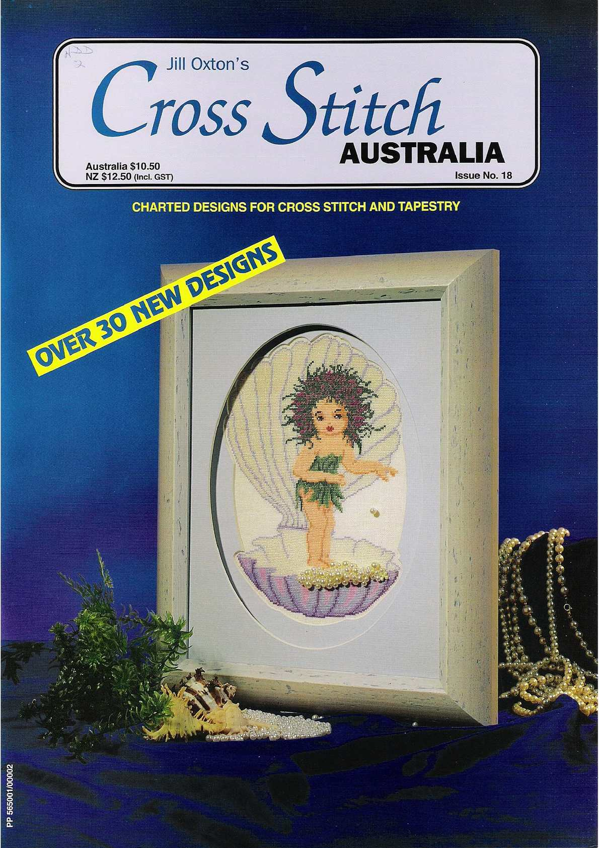 Jill Oxton`s Cross Stitch - 18 - AUSTRALIA