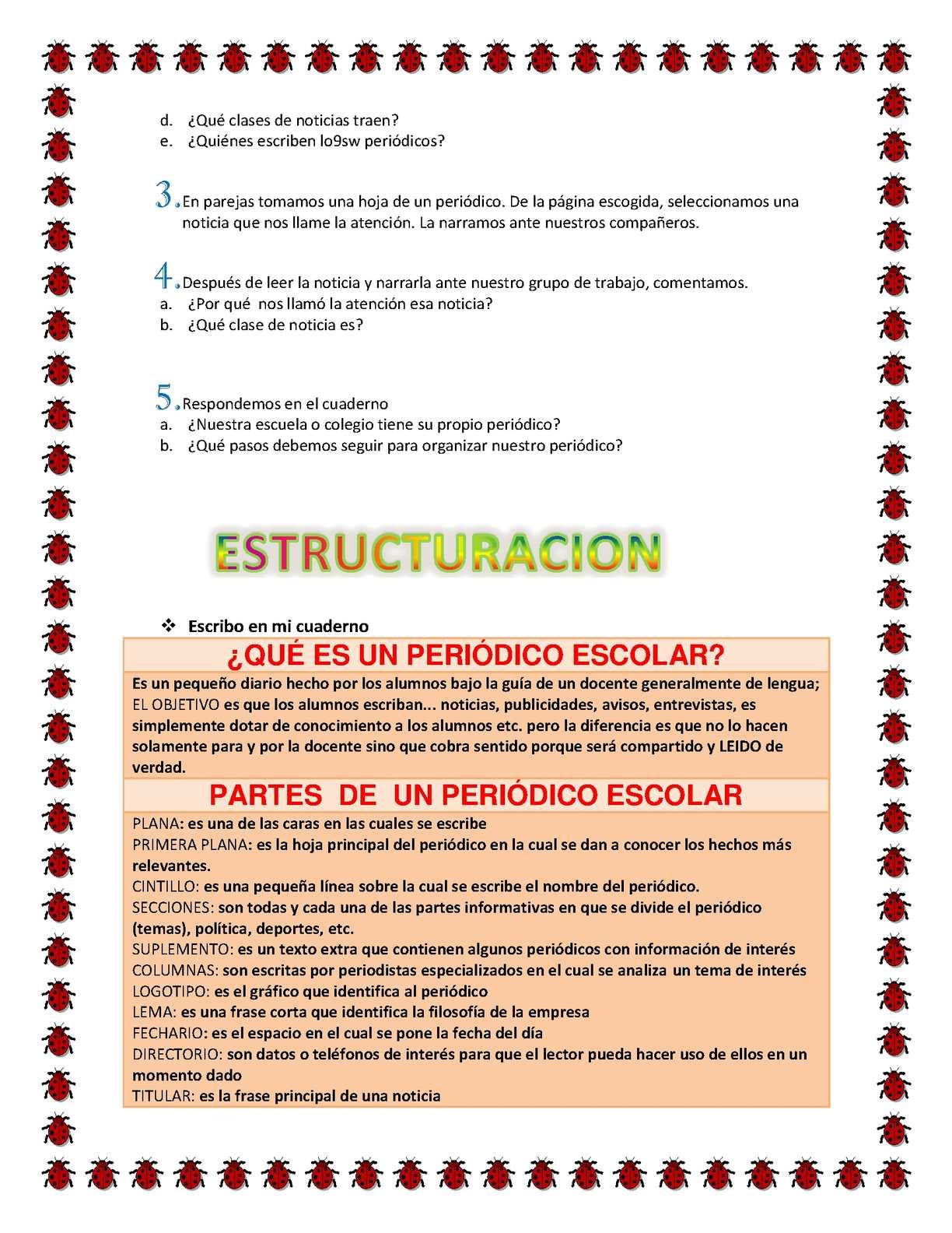 Excepcional Yendo Y Hojas De Trabajo Se Ilustración - hojas de ...
