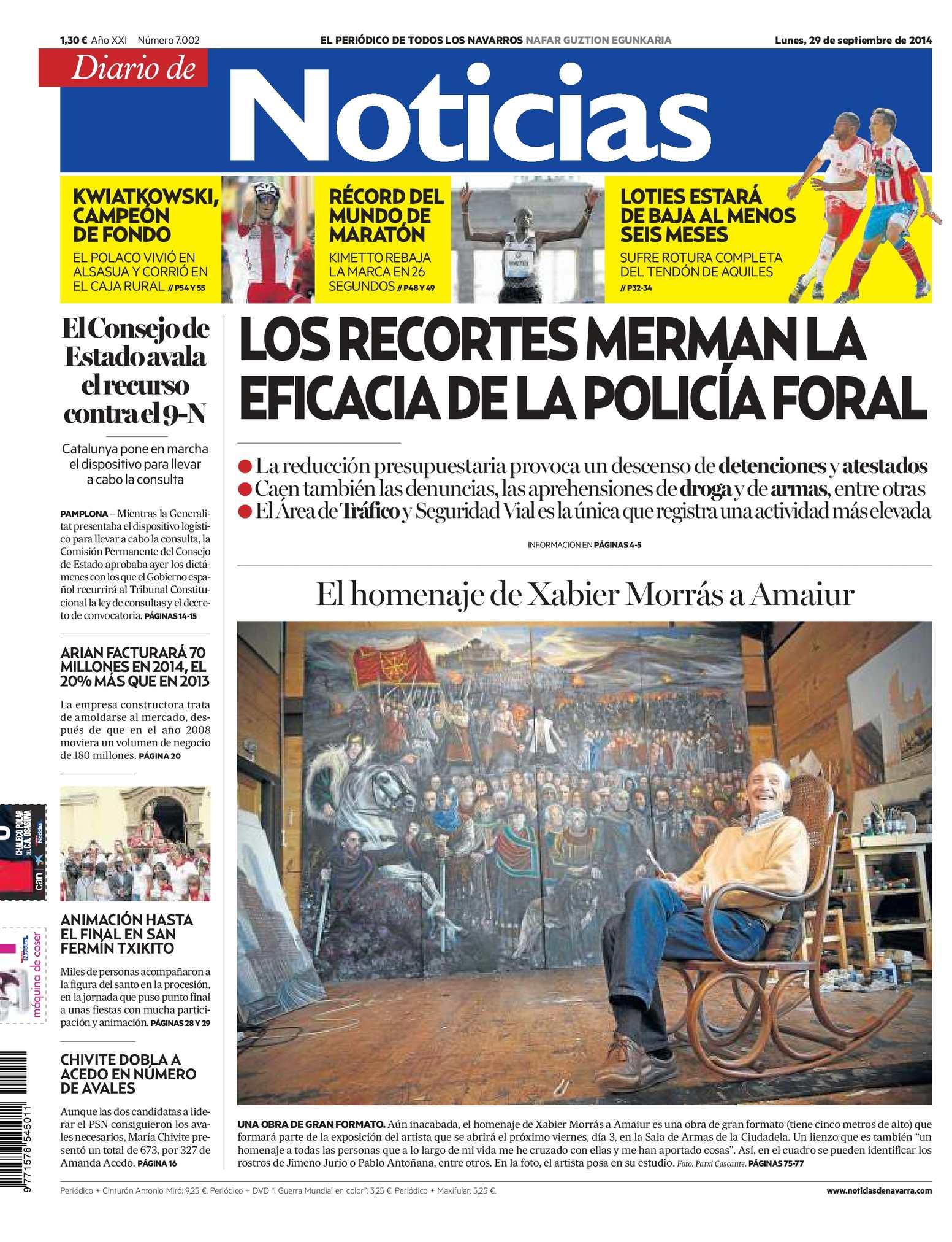 Calaméo - Diario de Noticias 20140929