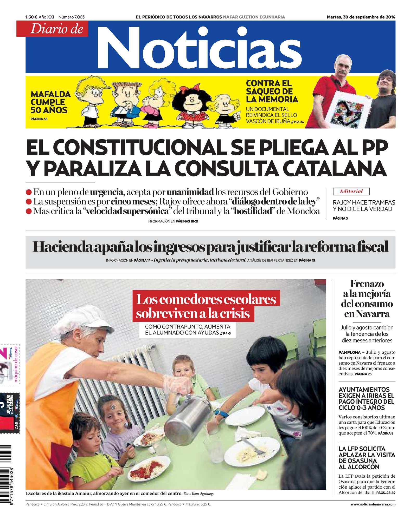 Calaméo - Diario de Noticias 20140930