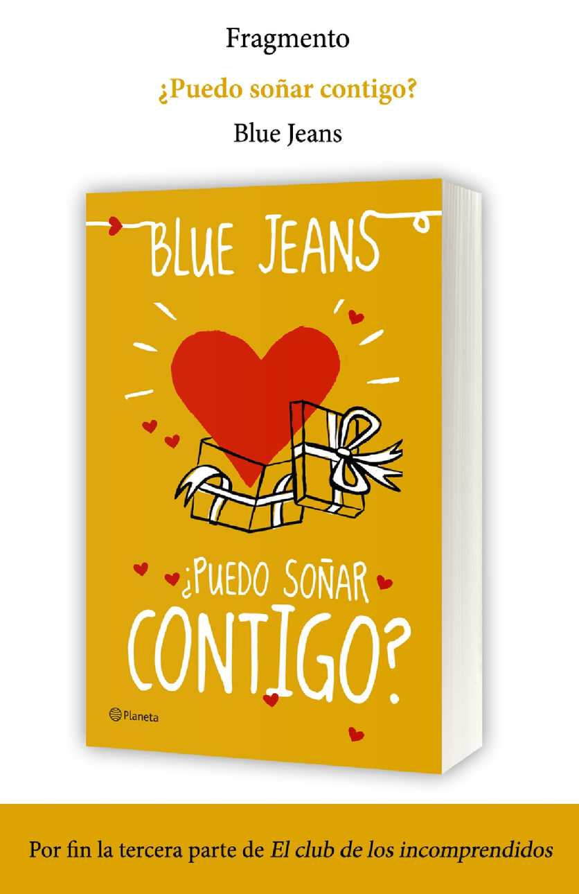 ¿Puedo Soñar Contigo? por  Blue Jeans