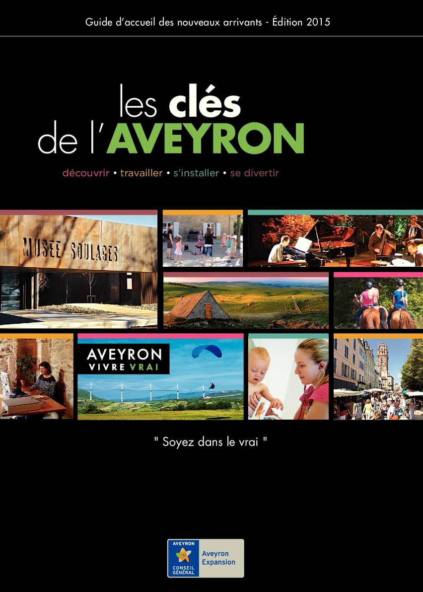 Calameo Aveyron Expansion Guide D Accueil