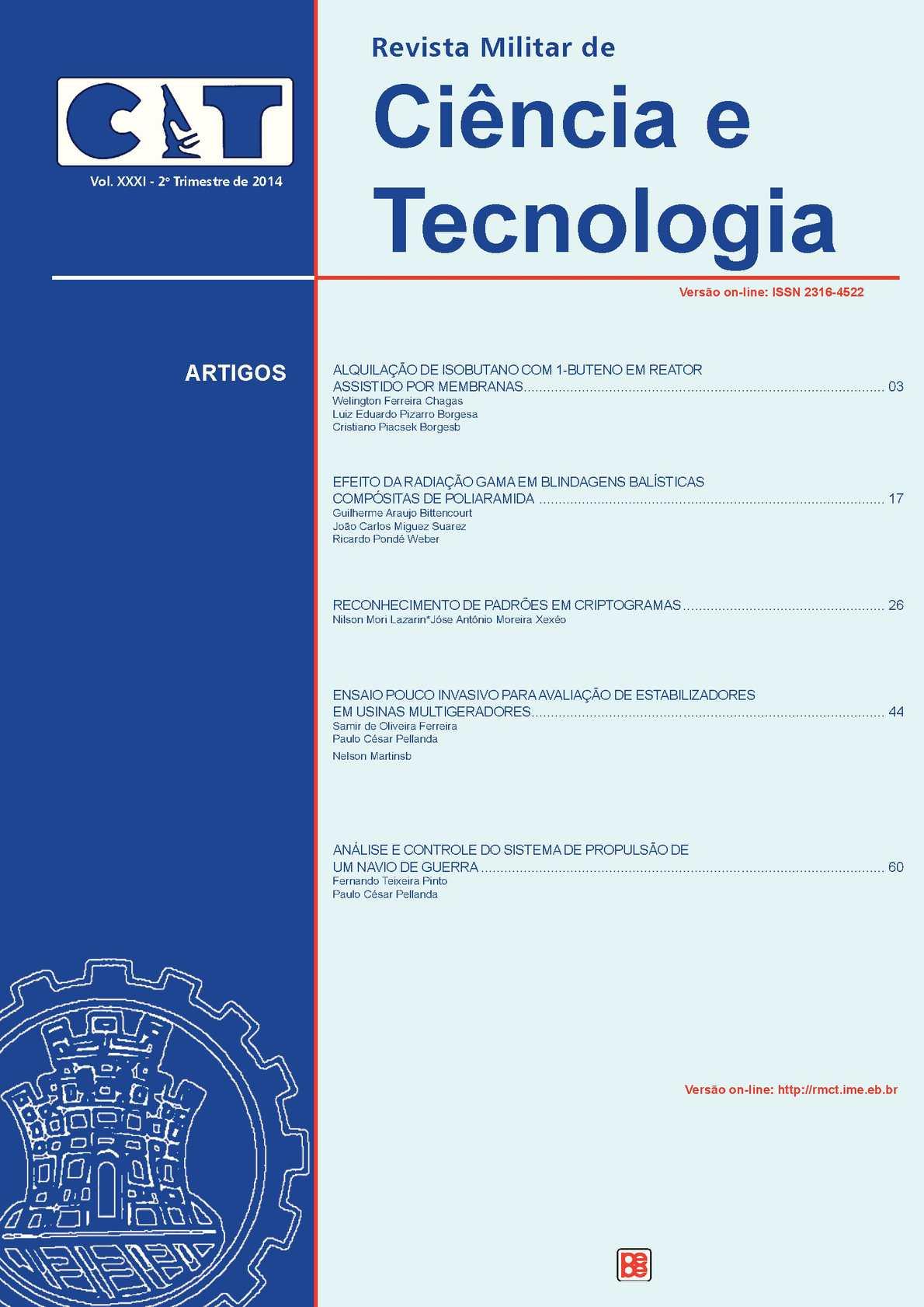 Revista Militar de Ciência e Tecnologia