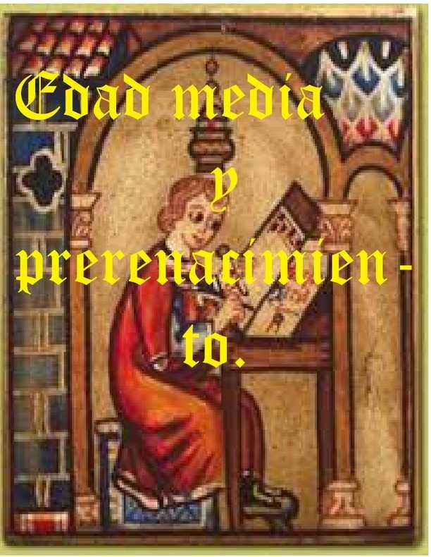 Revista Edad Media Y Prerrenacimiento