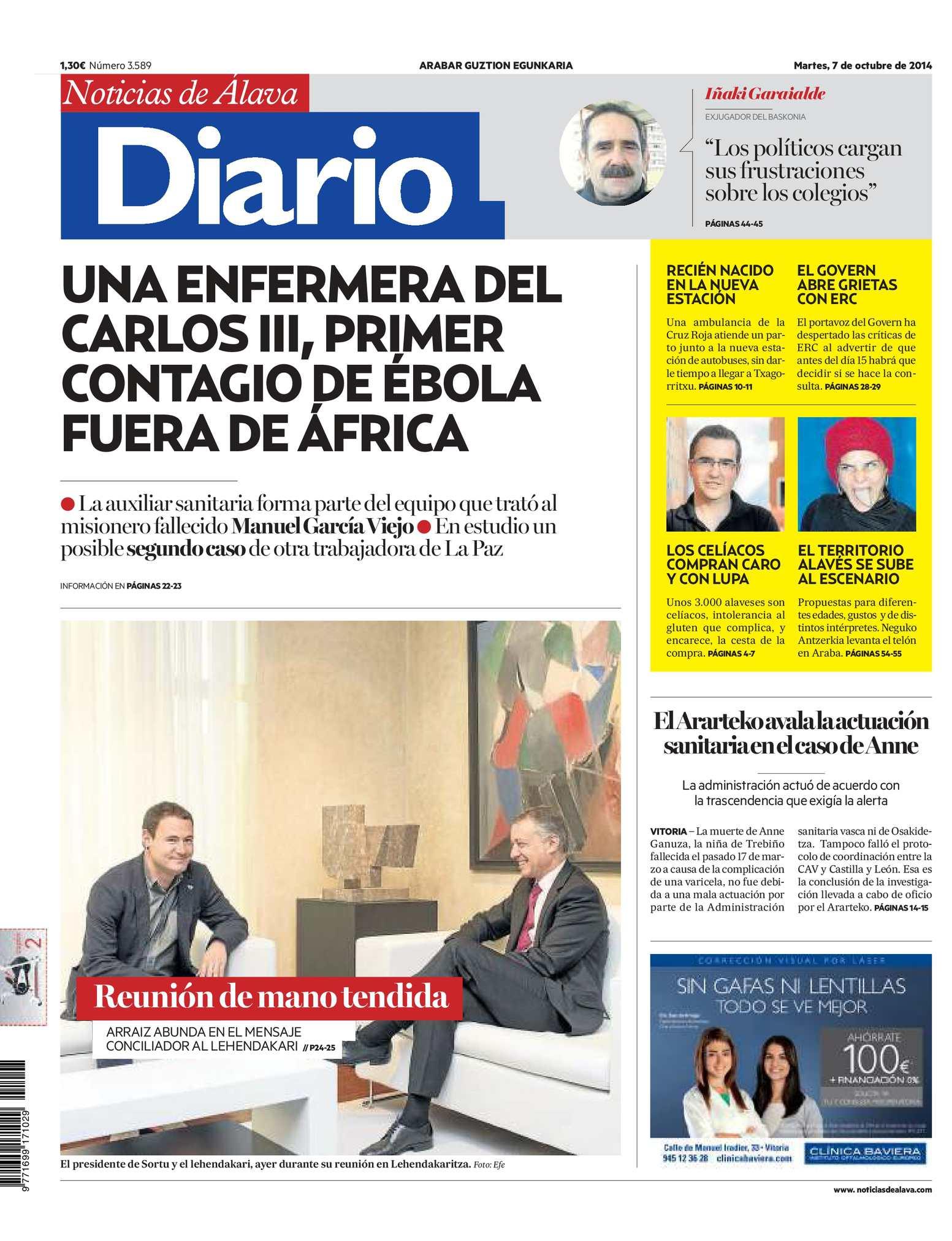Calaméo - Diario de Noticias de Álava 20141007