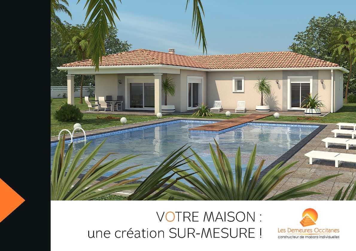 Calam o les demeures occitanes constructeur de maisons for Constructeur de maison 94