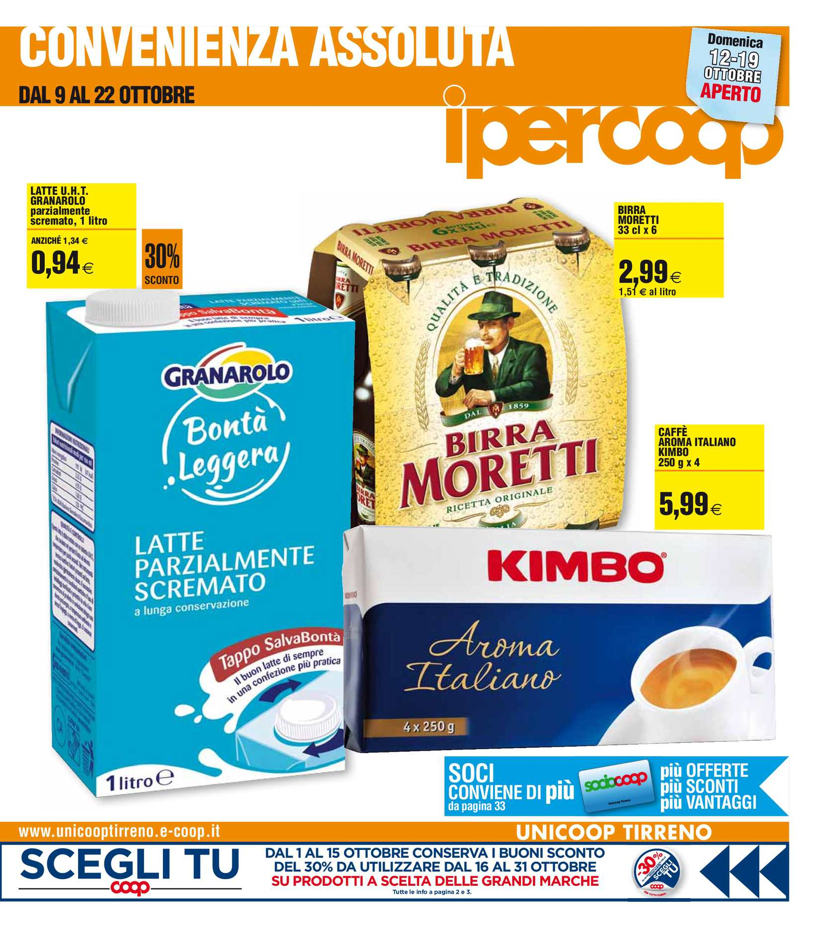 Calaméo - Volantino Coop Iper Lazio 9-22 ottobre 42b9308ec99