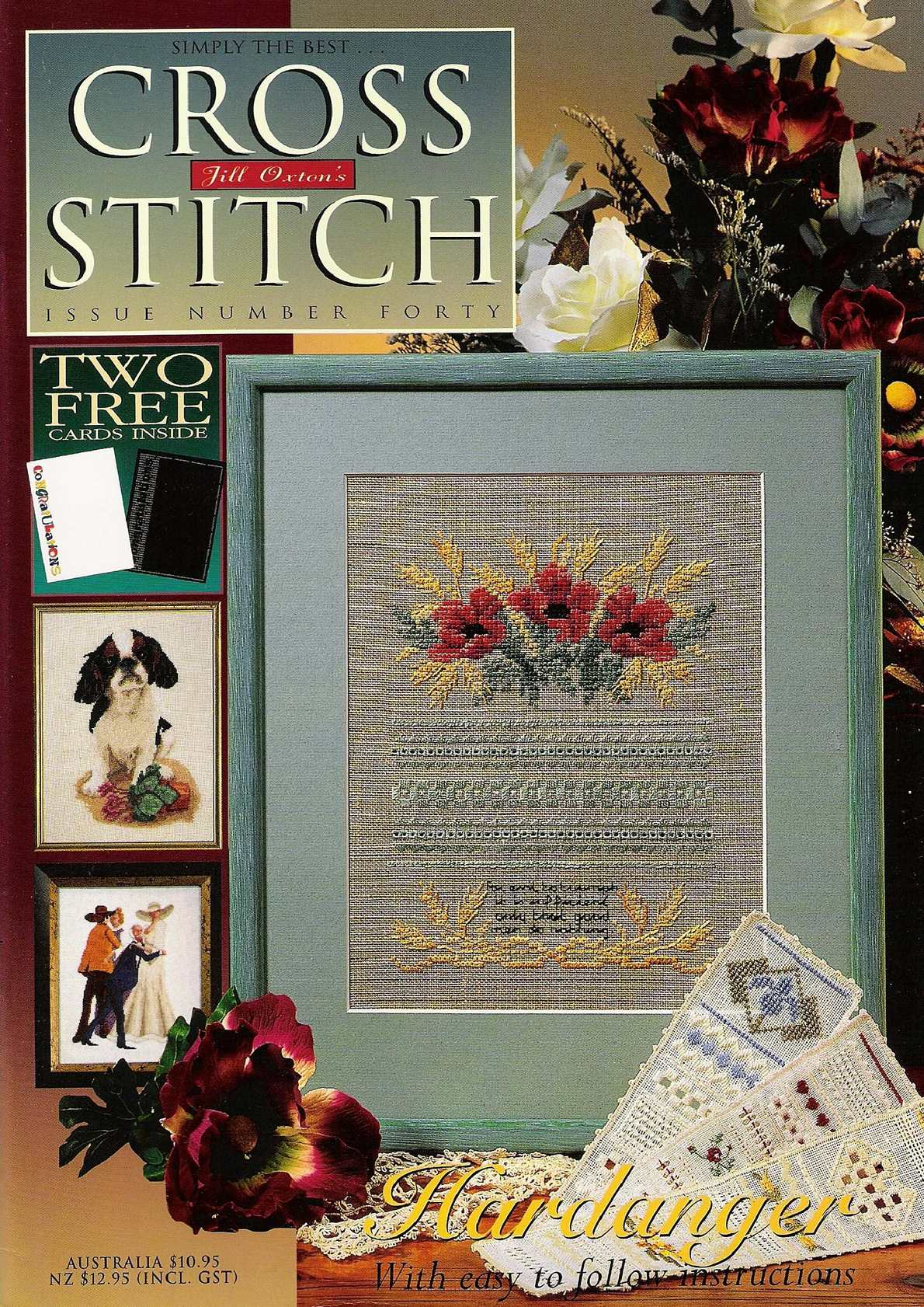 Jill Oxton`s Cross Stitch - 40