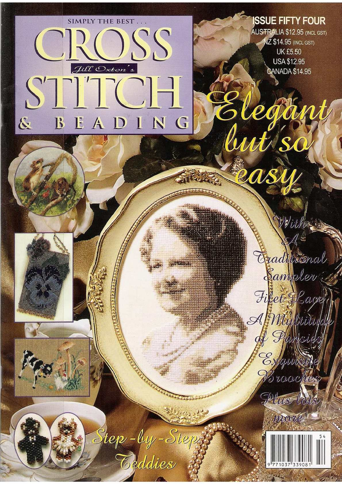 Jill Oxton`s Cross Stitch - 54