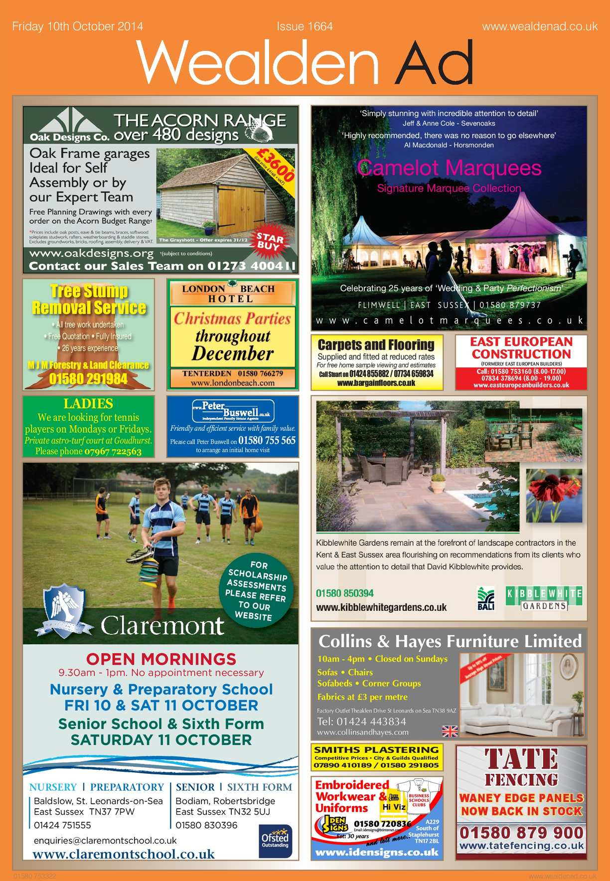 Calaméo Wealden Advertiser 10 10 2014