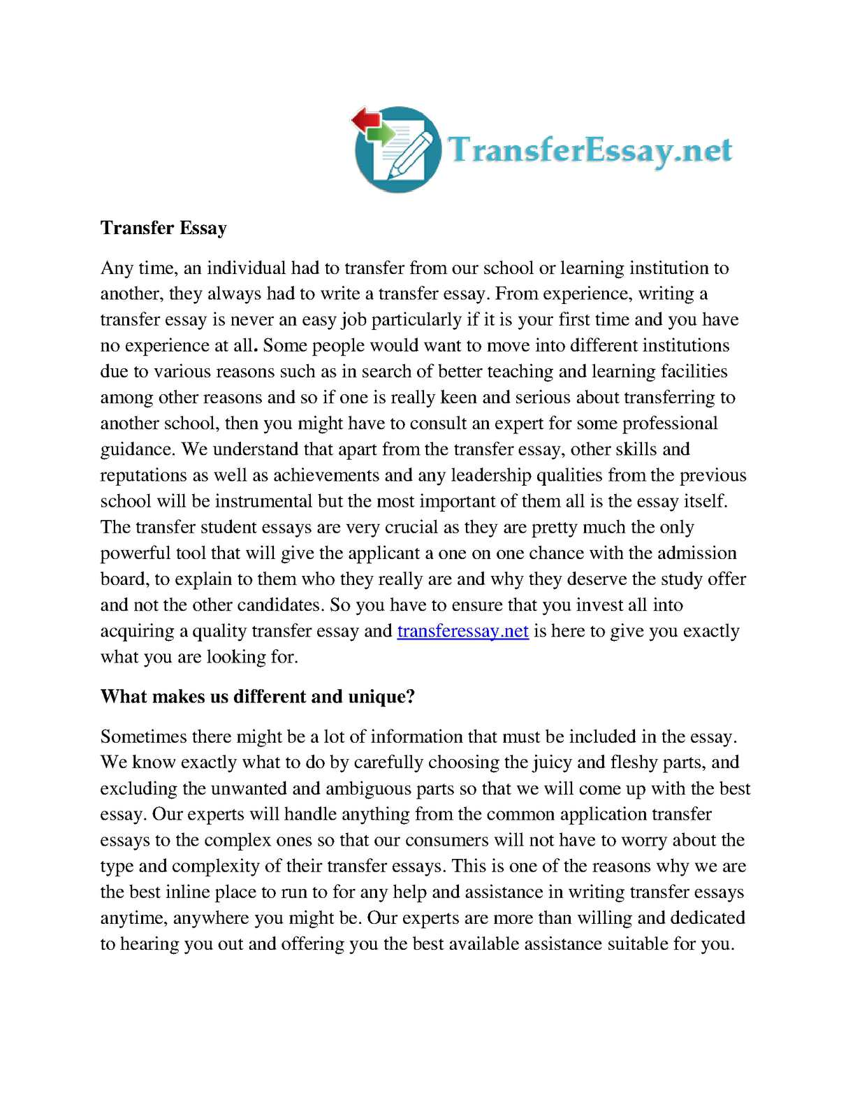 common app reasons for transferring essay Are you writing a common app transfer essay now you know that you're in good company there are a variety of reasons for transferring to a new school.