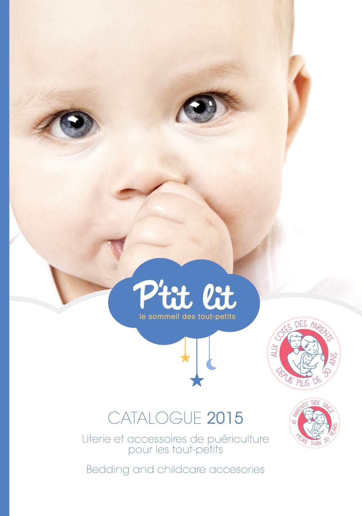 Catalogue Ptit Lit 2015