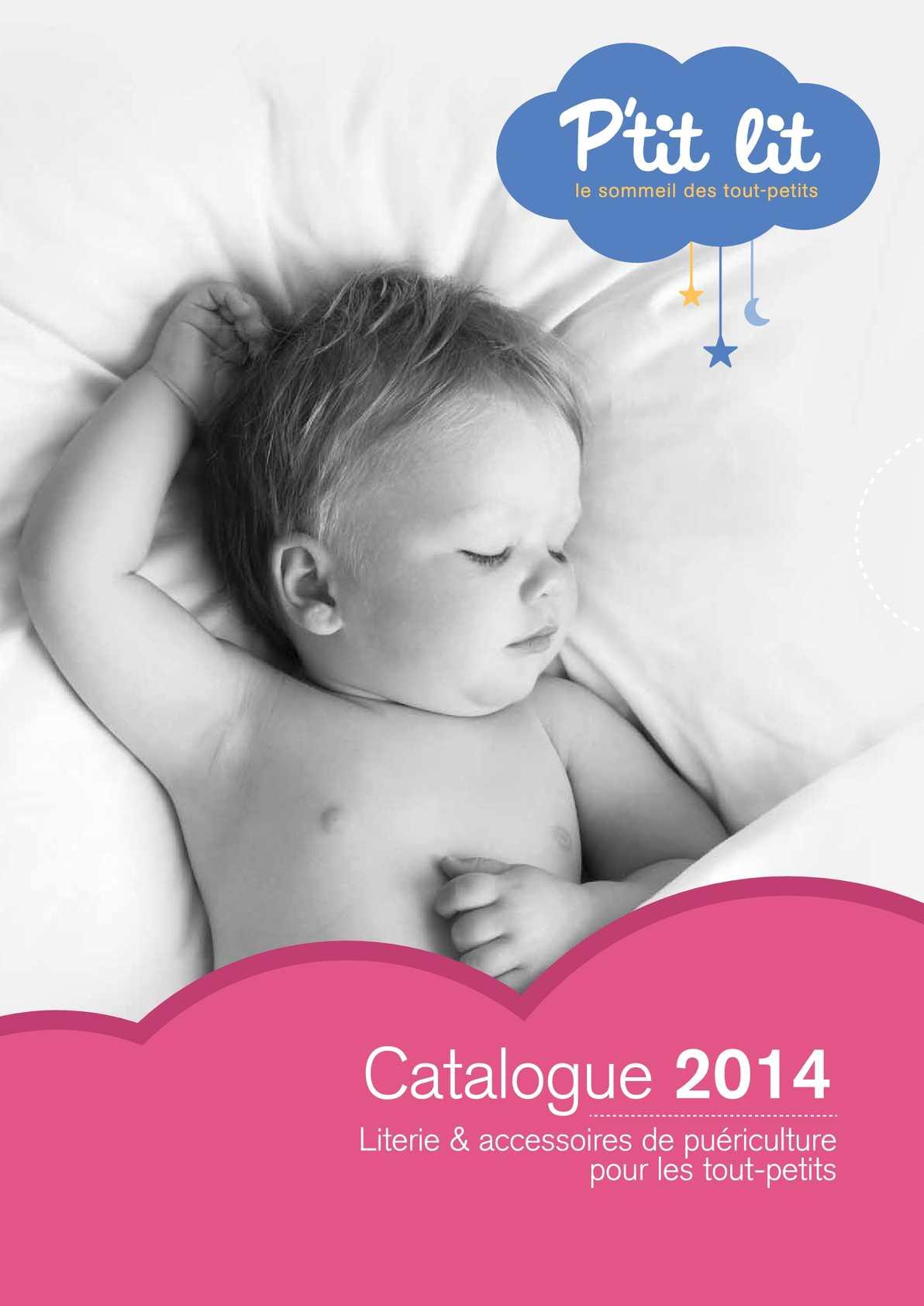 Catalogue P'tit Lit 2014
