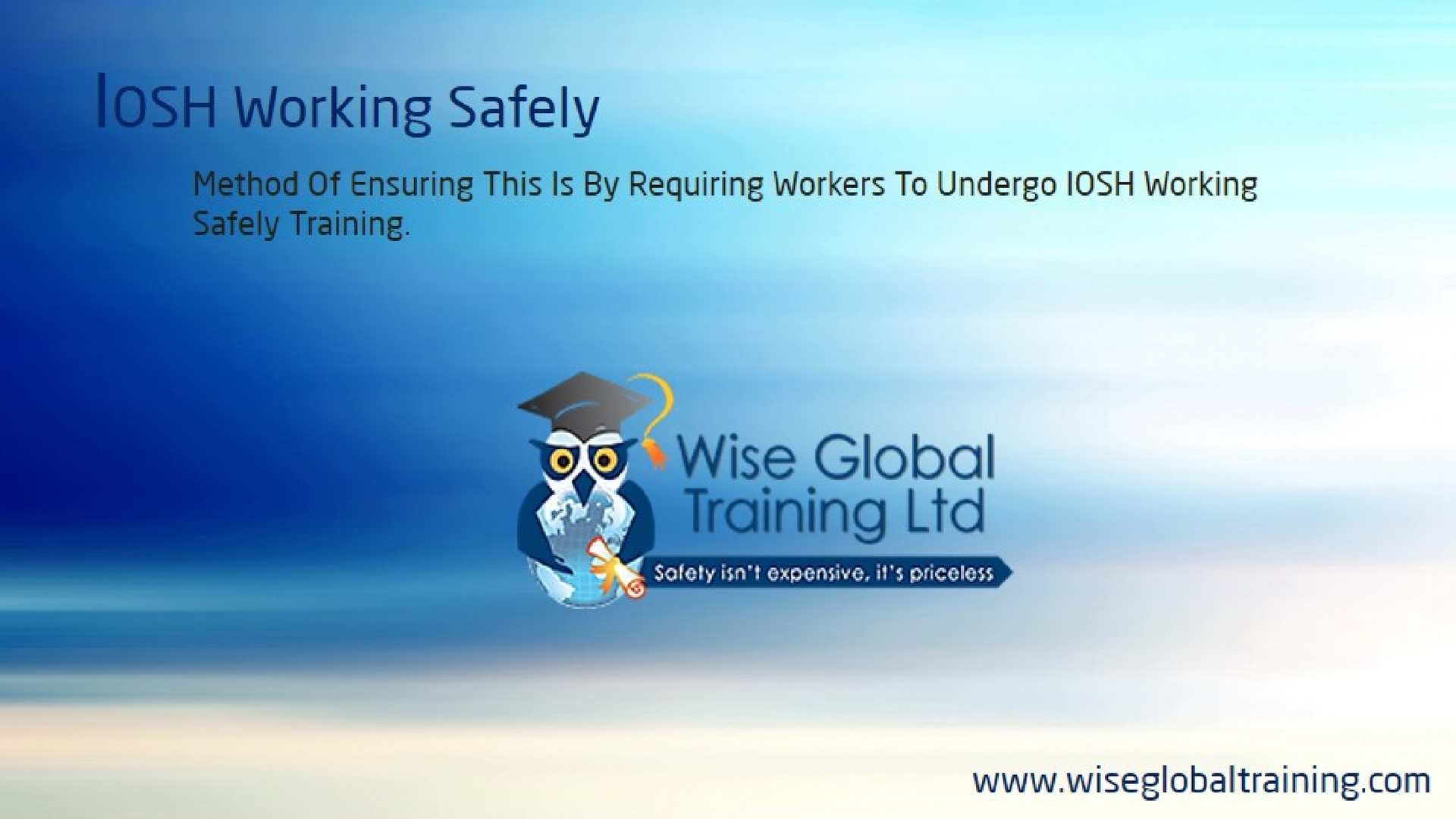 iosh coursework answers Iosh managing safely syllabus of the 9 within two weeks of the end of the course iosh managing safely has become a more answers to your questions and.
