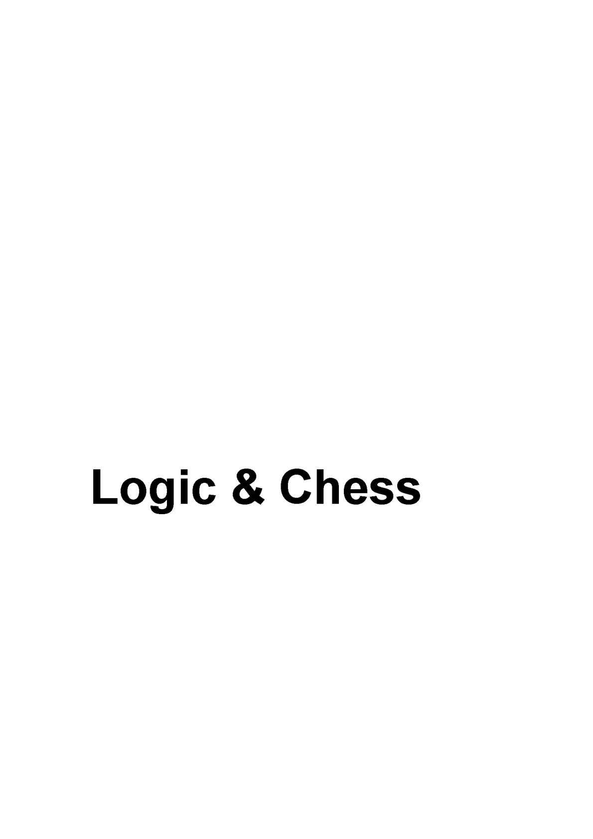 Calamo Chess Beginner Modificado Four Move Checkmate Diagram