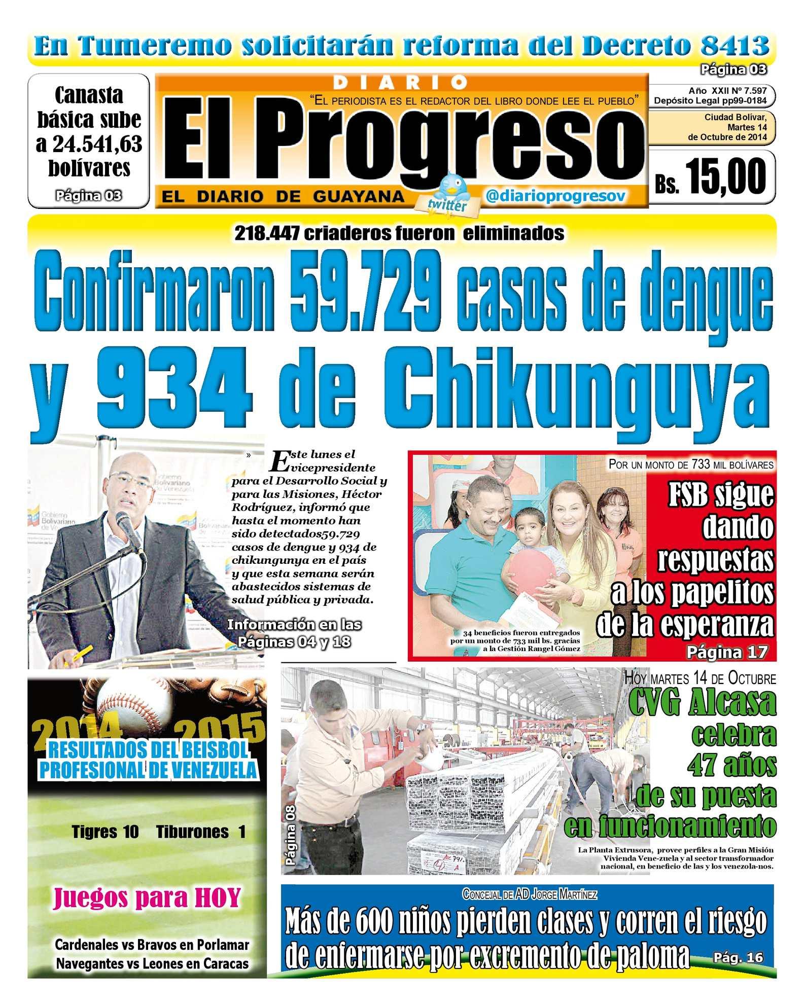 Calaméo - DiarioelprogresoEdiciónDigital 14-10-2014