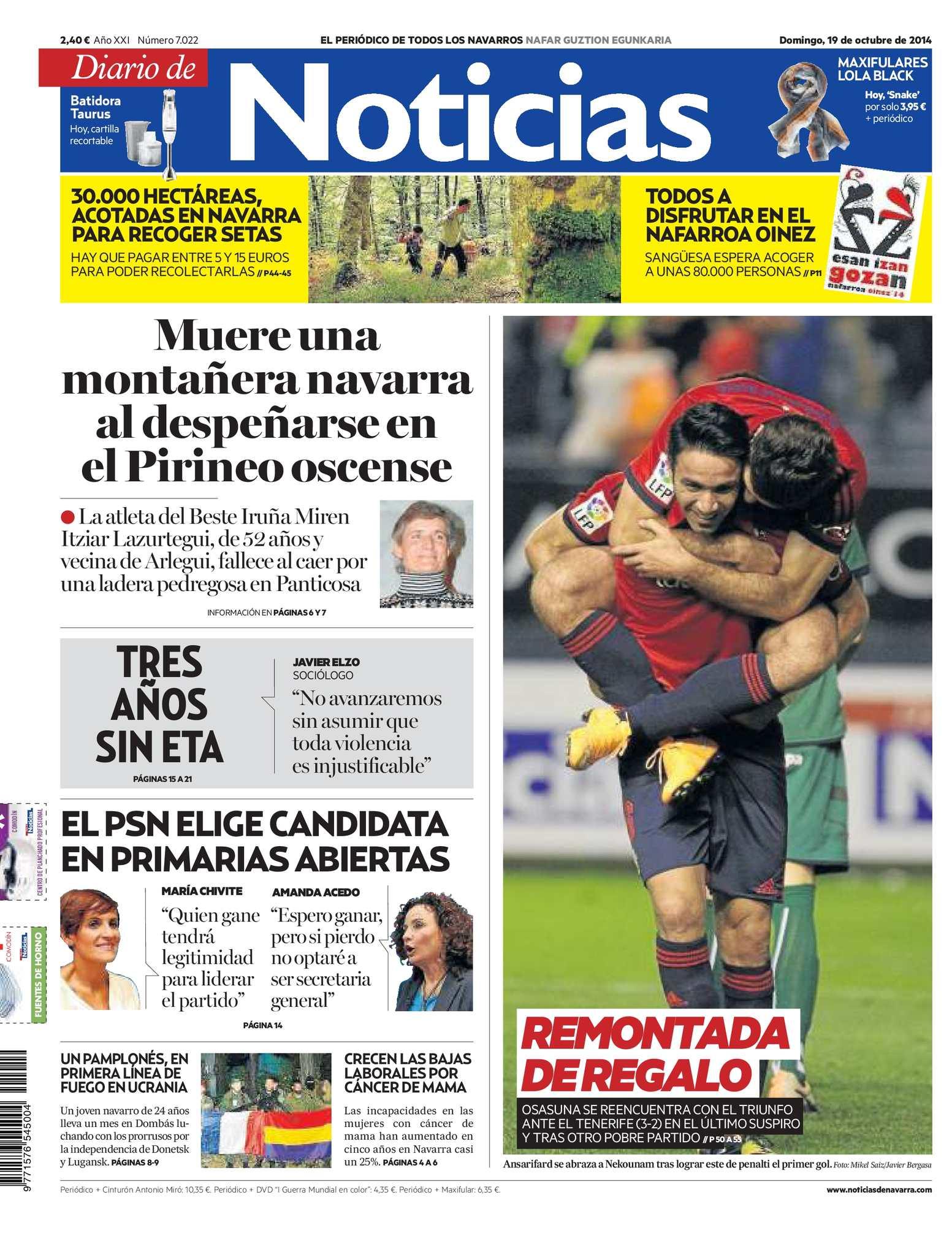 Calaméo - Diario de Noticias 20141019
