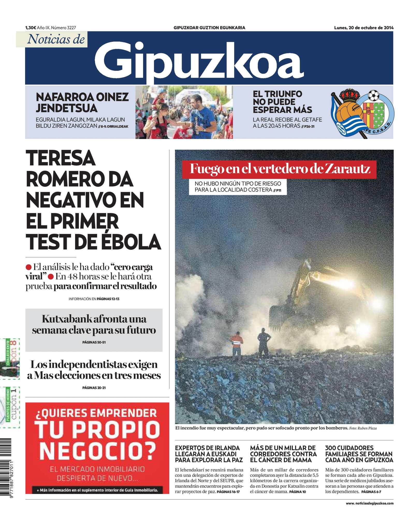 Calaméo - Noticias de Gipuzkoa 20141020