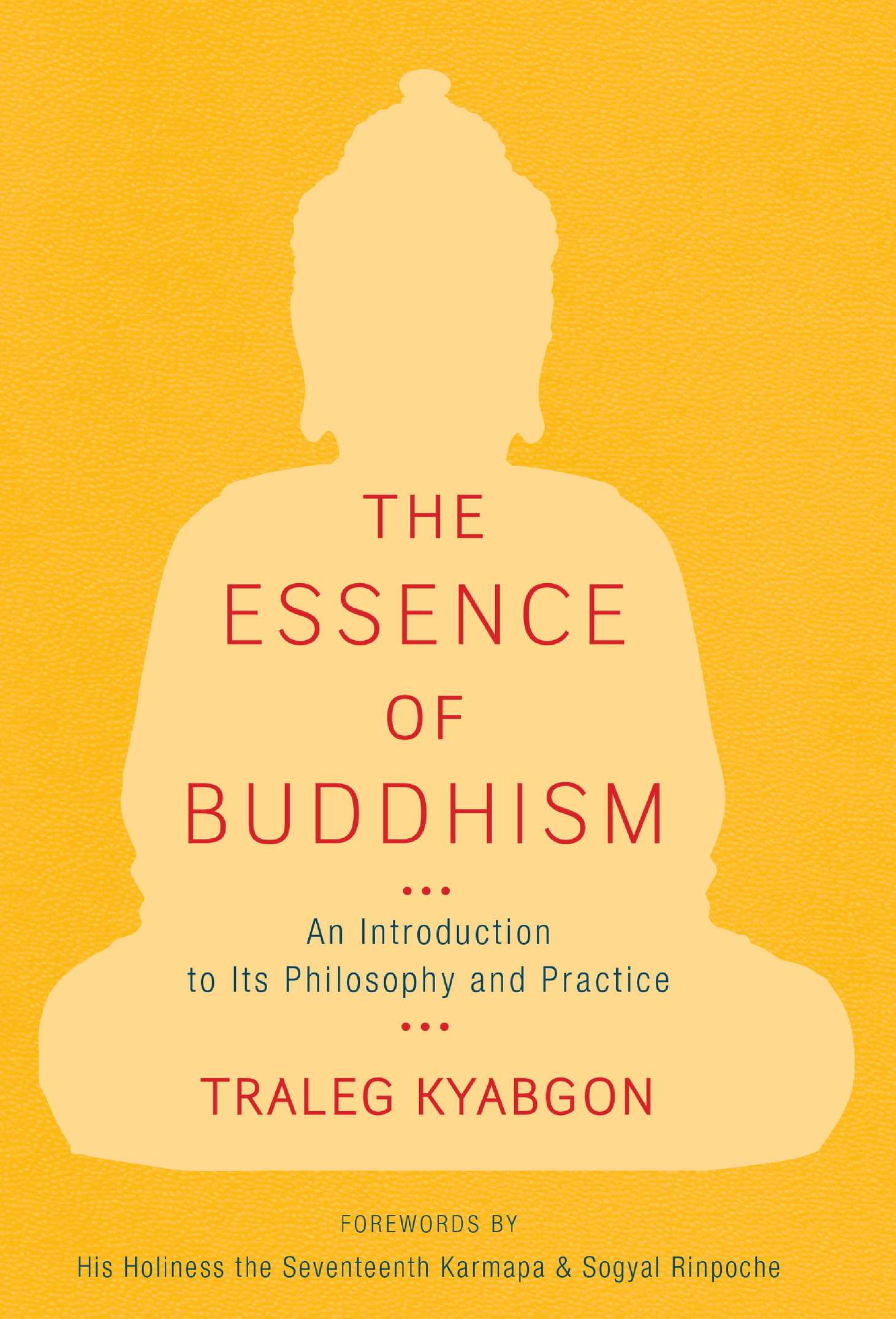 essence of buddhism essay Actions performed by body and speech are not, from the buddhist standpoint, so  many detachable appendages of a distinct spiritual essence, but concrete.