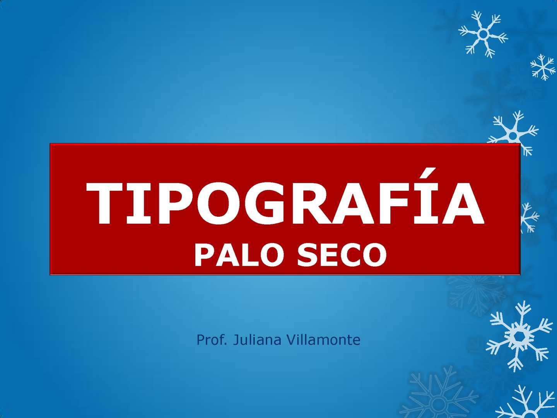 Familia Tipográfica Jvillamonte