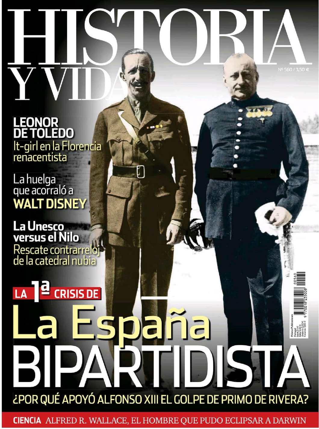 Revista Historia y Vida  - Noviembre 2014