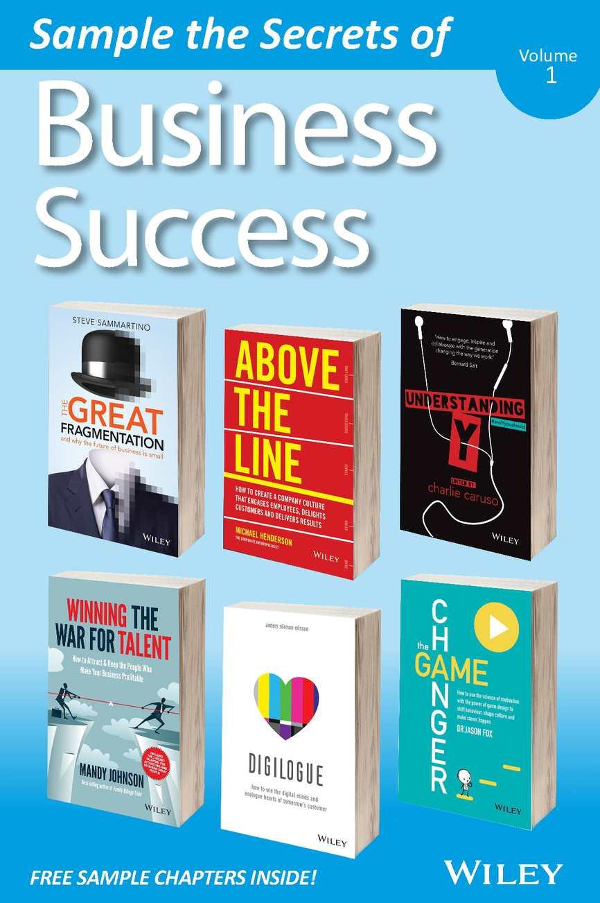 5902816dac5 Calaméo - Business Secrets Sampler - Volume 1