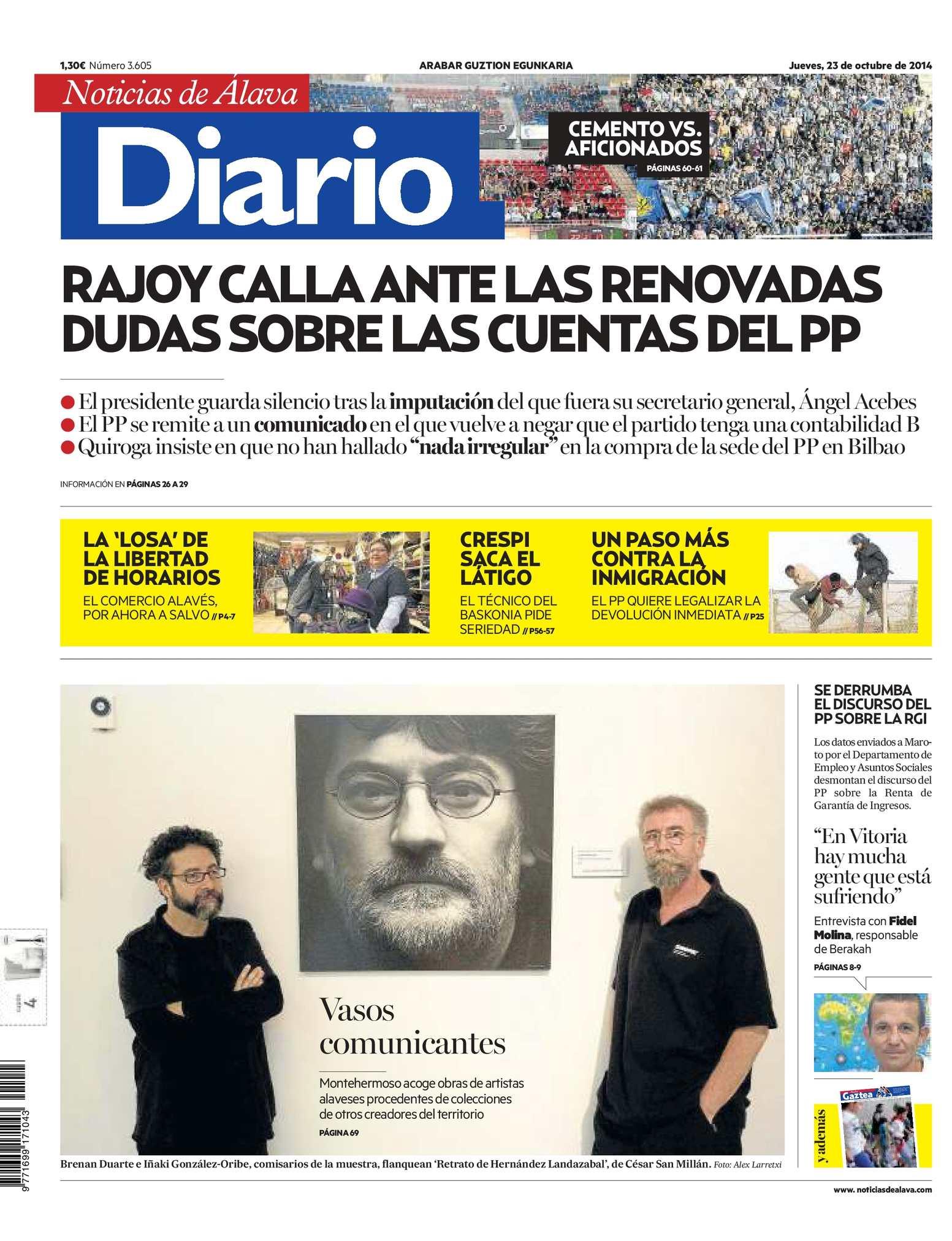 Calaméo - Diario de Noticias de Álava 20141023