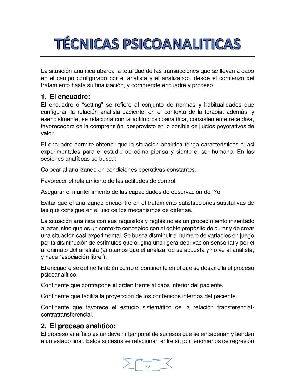 Trabajo Final Técnicas Conductuales PDF - CALAMEO Downloader