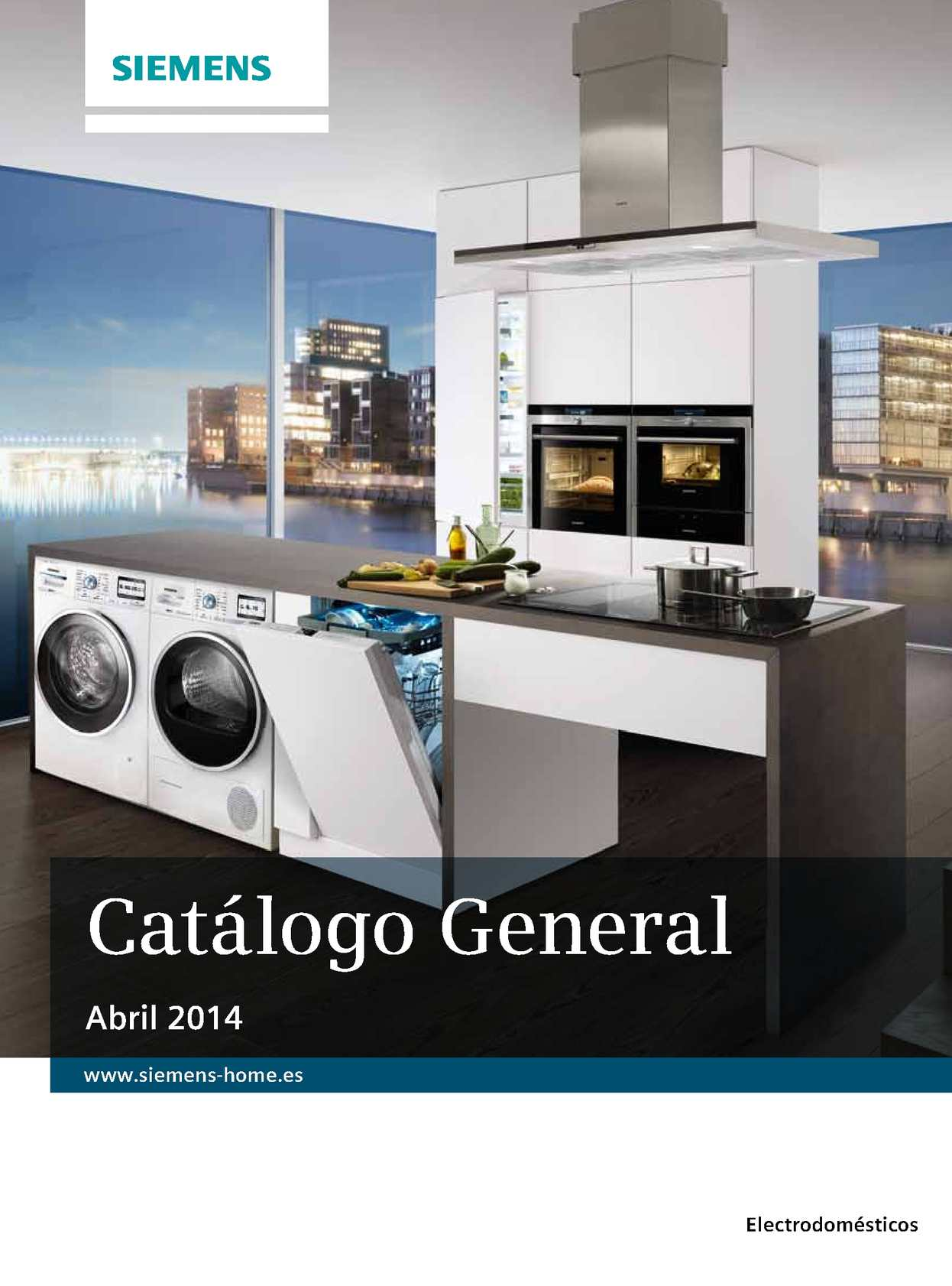 Catálogo General Siemens 2014