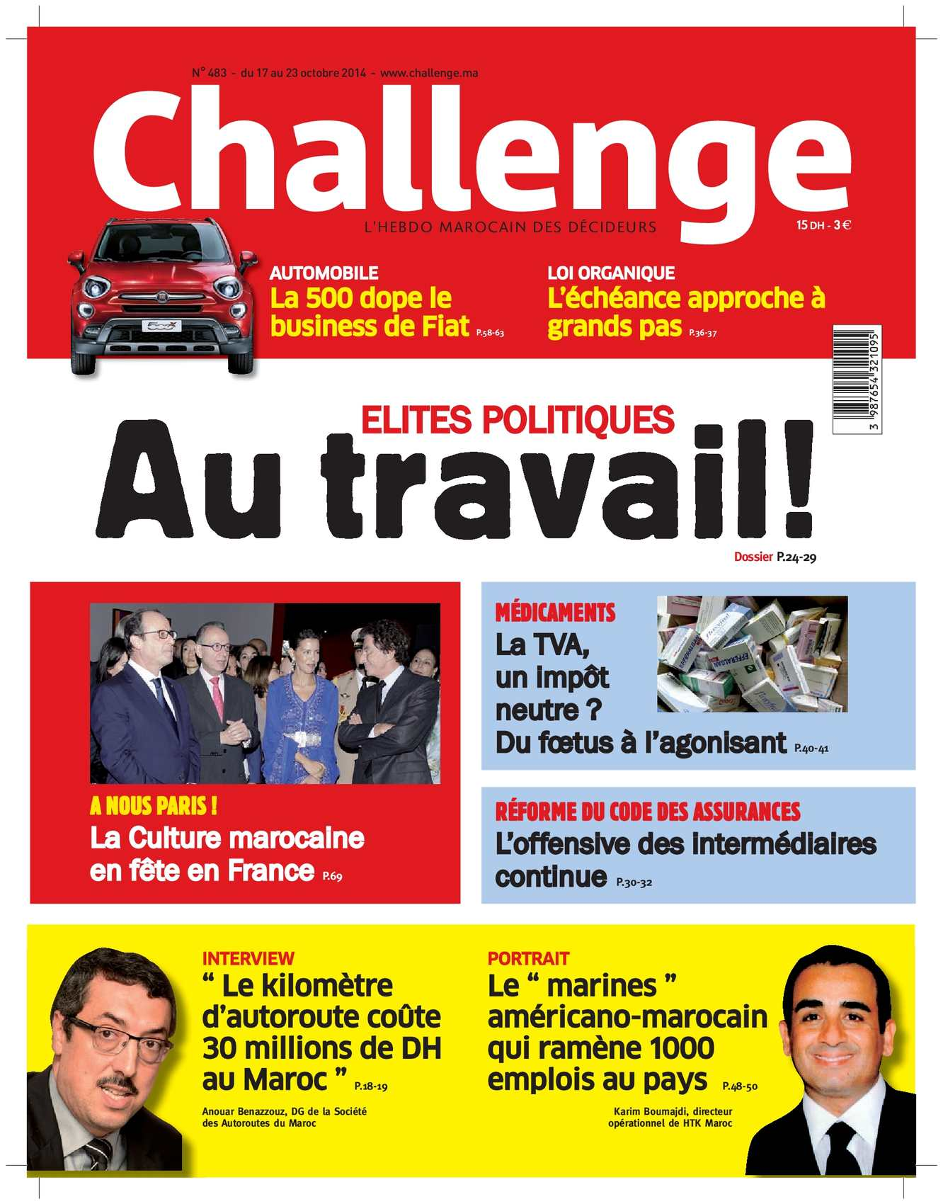 Calaméo Challenge 483