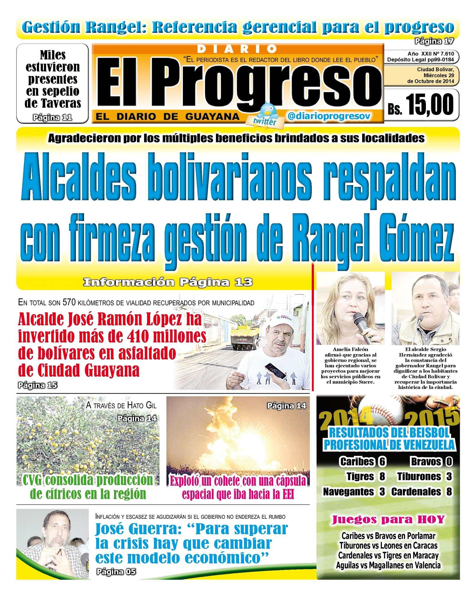 Calaméo - DiarioelprogresoEdiciónDigital 29-10-2014