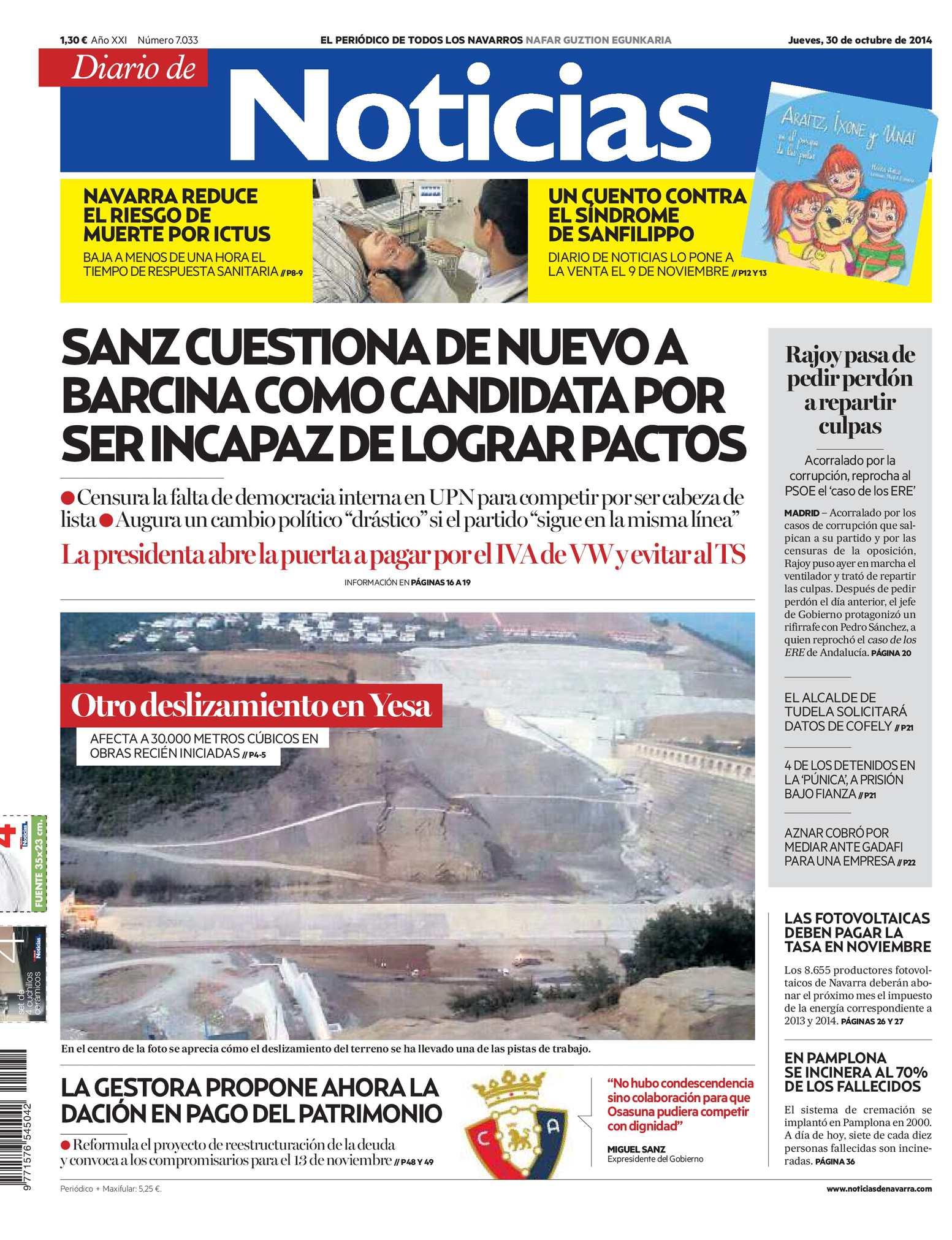 Calaméo - Diario de Noticias 20141030