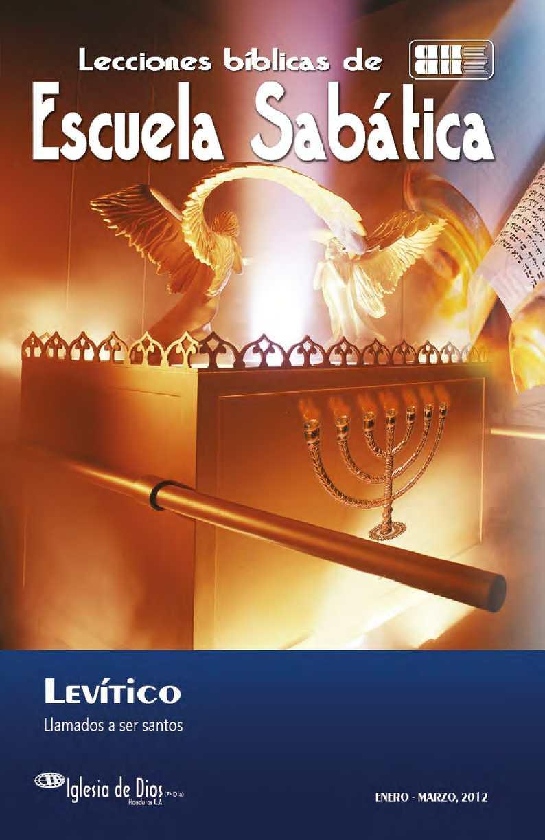 2012 01 03 LEVITICO