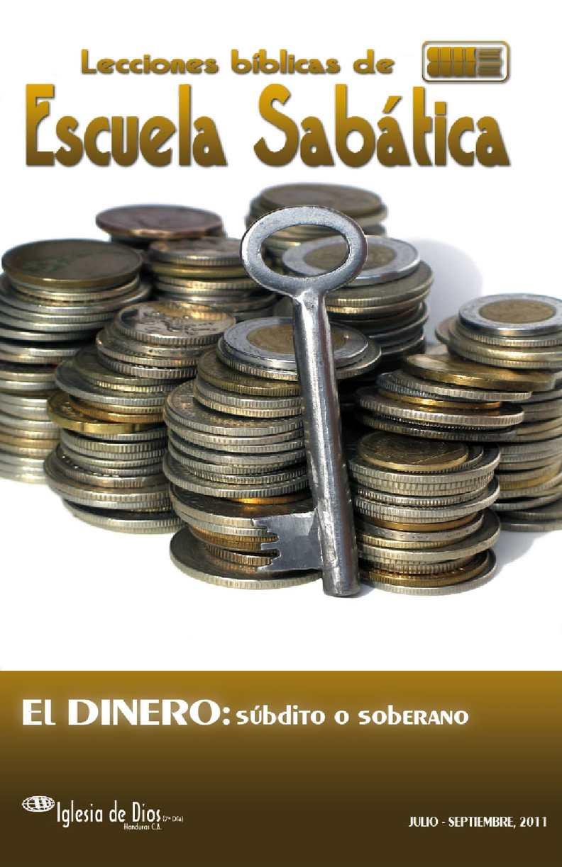 2011 07 09 EL DINERO