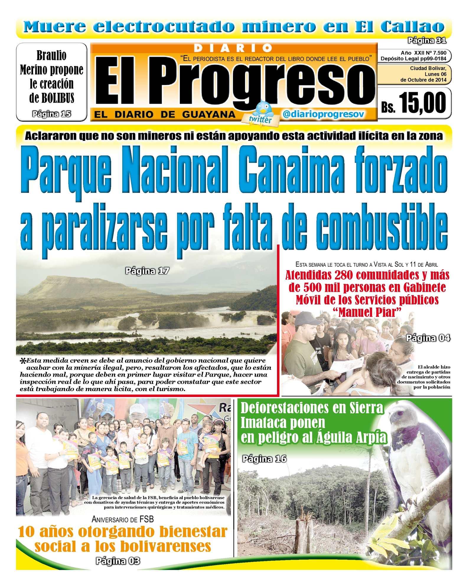 Calaméo - DiarioelprogresoEdiciónDigital 06-10-2014