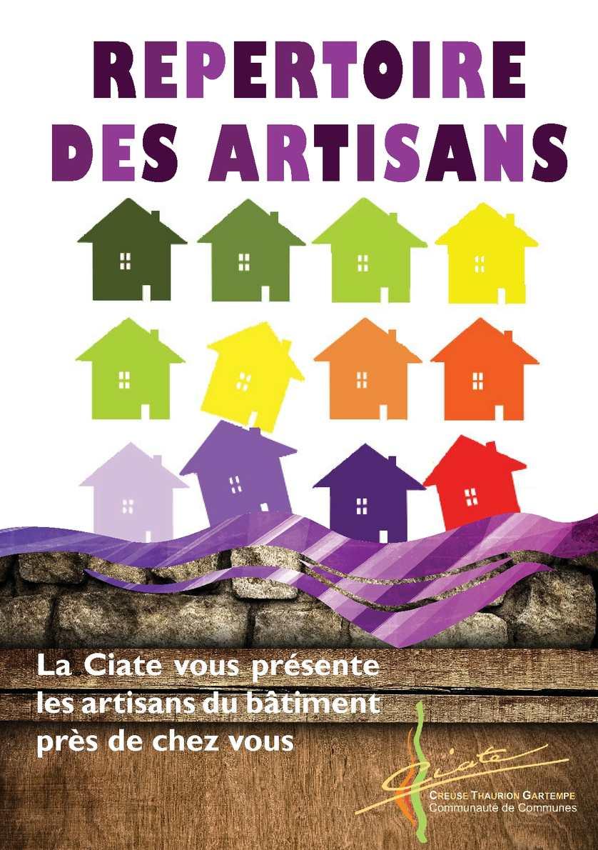 Répertoire des artisans de la CIATE