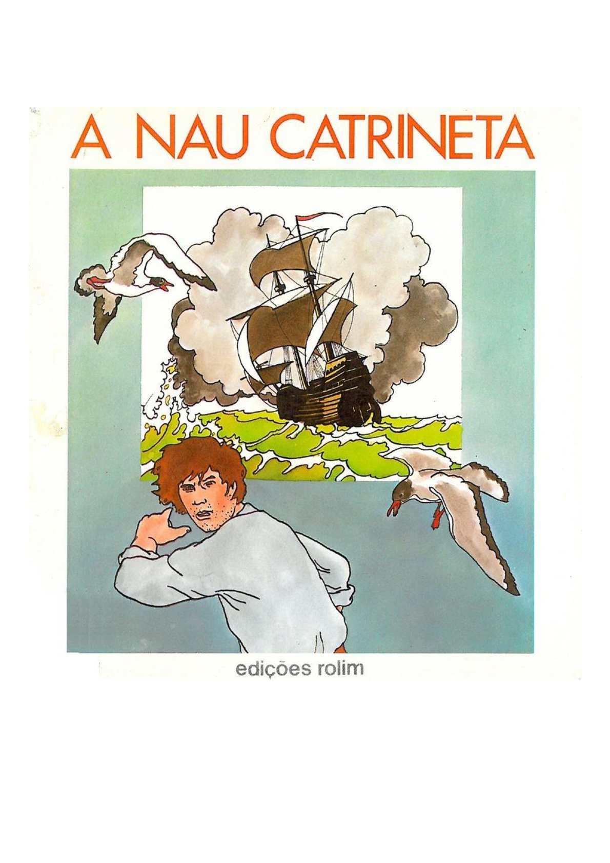Conto Almeida Garrett Nau Catrineta