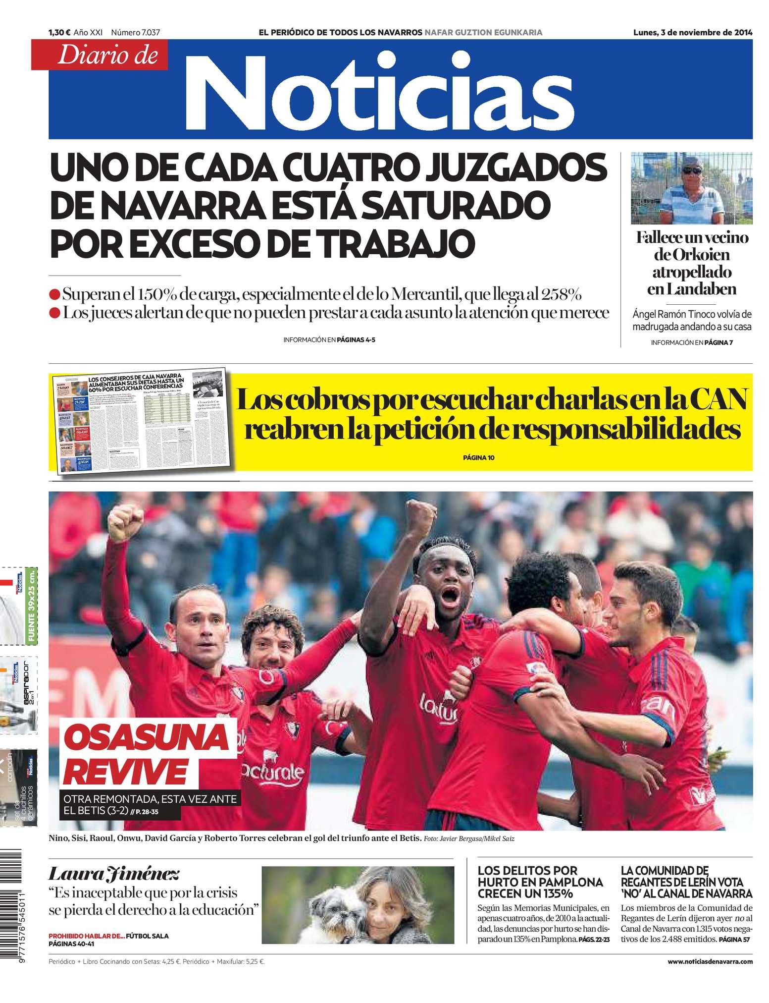 Calaméo - Diario de Noticias 20141103