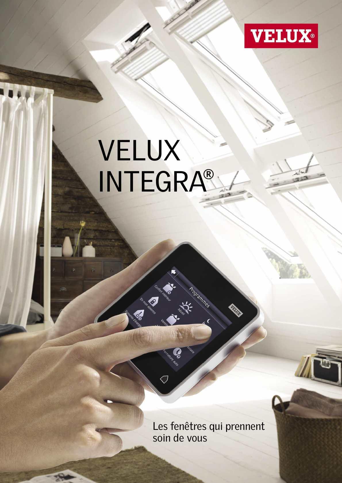 Barre D Ouverture Velux à calaméo - velux integra®   velux
