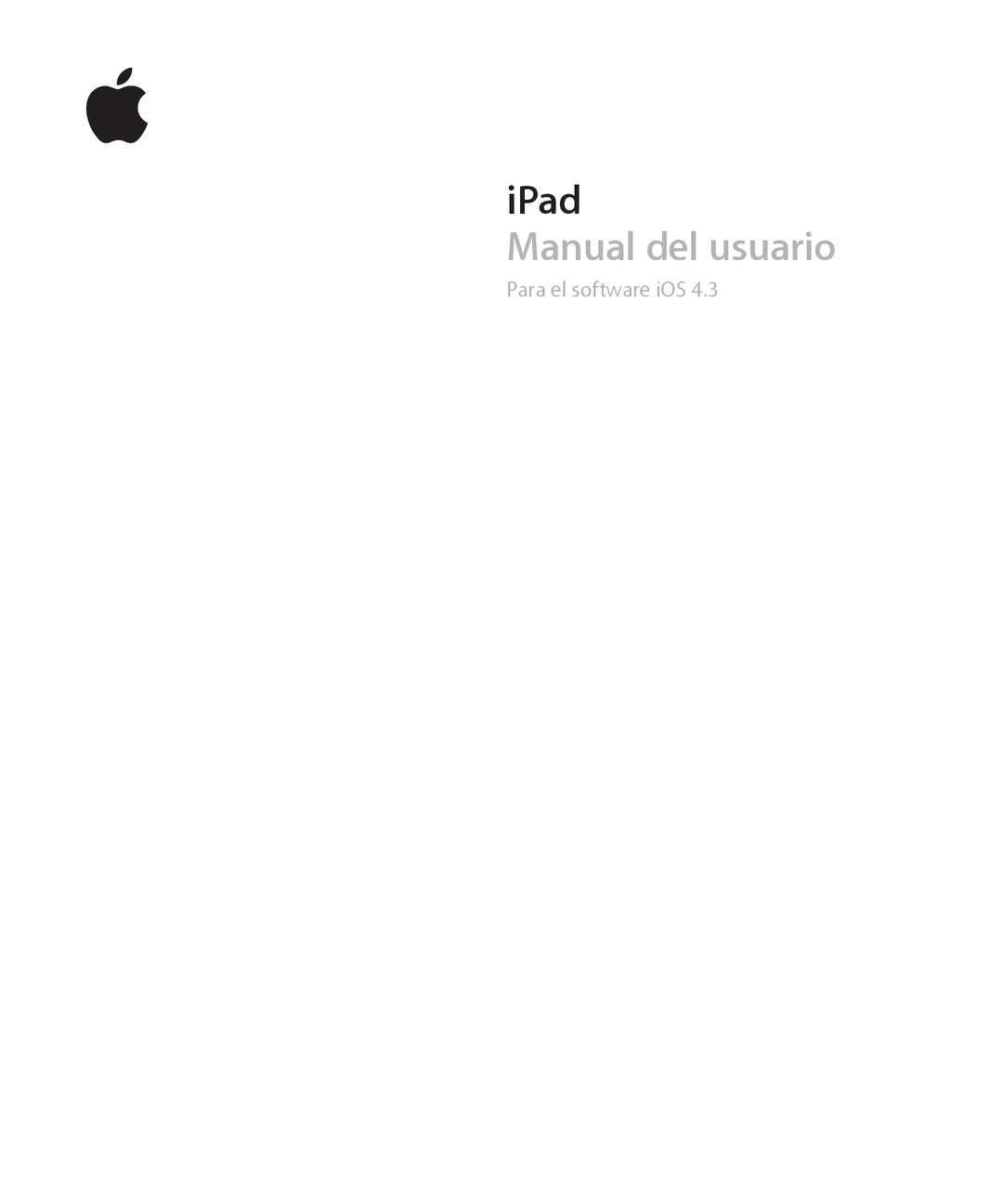 Calaméo - Ipad2 Manual Del Usuario