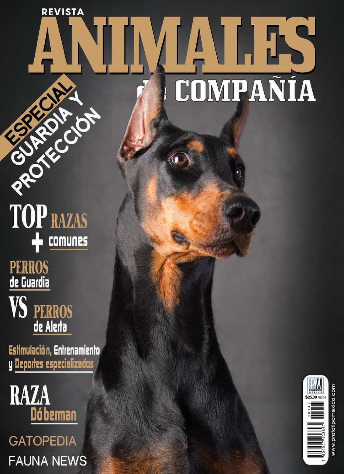 Revista Animales De Compañía 147